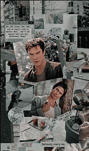 Wallpaper Lockscreen - Damon Salvatore | Vampire diaries ...