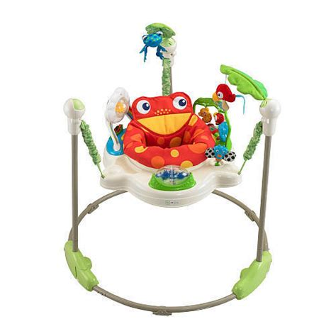transat fisher price jungle fisher price rainforest jumperoo comfortable rotating seat baby jumper k6070 ebay