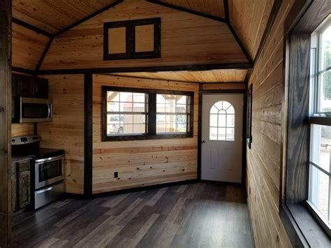 deluxe lofted barn cabin  sq ft includes  appliances    customize