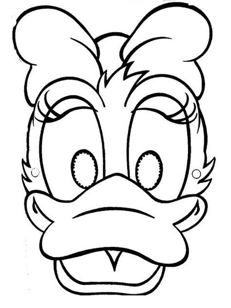 mscara de jirafa para imprimir y recortar m 225 scara duck para imprimir y colorear kirigami