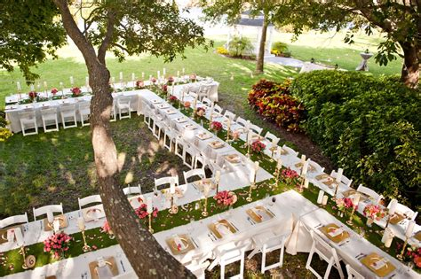 beautiful clever and inexpensive reception ideas for