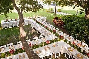 Chic Wedding Venues With Gardens Garden Wedding Ceremony