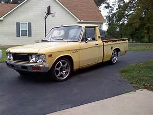 Sholuv 1976 Chevrolet Luv Pick