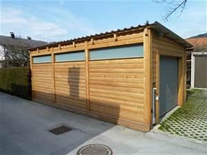 Garage Mit Pultdach : carport aus holz planen bauen montagebaus tze vom ~ Michelbontemps.com Haus und Dekorationen