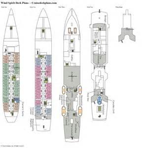 deck plans wind spirit deck plans diagrams pictures