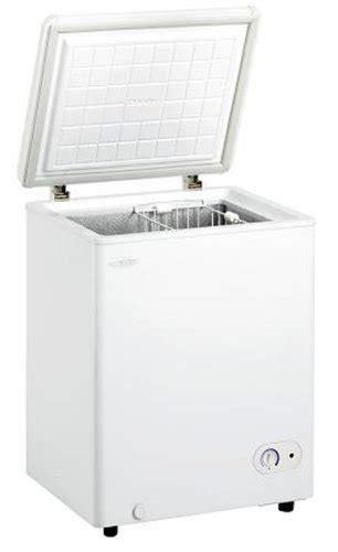 Small Deep Freezer Best Compact Chest Freezer 2016