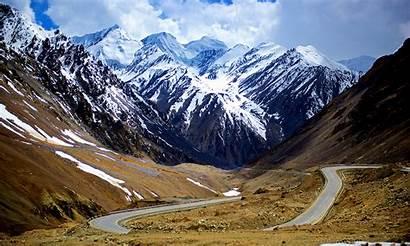 Mountain Karakoram Pakistan Gilgit Baltistan Range Tourism