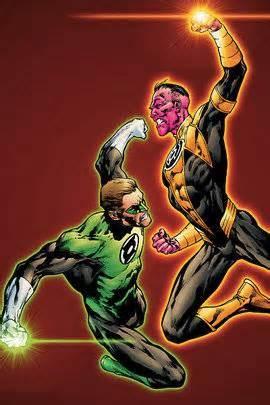 dc comics hal green lantern