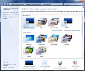 Arrière Plan Du Bureau Windows 7 Starter by Changer De Fond D 233 Cran Et Plus Si Affinit 233