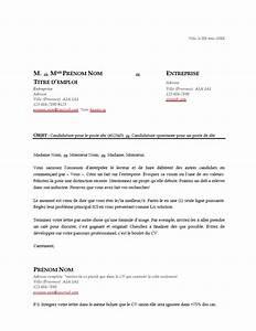 Lettre Du Président Aux Français : l 39 il du recruteur mod le de cv gratuit et efficace t l charger ~ Medecine-chirurgie-esthetiques.com Avis de Voitures
