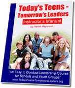 leadership   teens  instructors manual