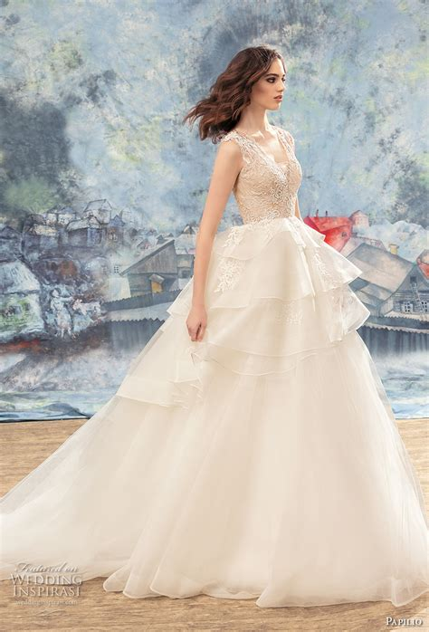 Papilio 2017 Wedding Dresses  Crazyforus. Tulle Ball Gown Wedding Dresses Lace. Boho Wedding Dresses Nyc. Ivory Wedding Dresses With Short Sleeves. Pink Wedding Dress With Ruffles. Wedding Dresses Mermaid Style. Dusty Pink Wedding Dresses. Beautiful Wedding Dresses And Rings. Silk Flowy Wedding Dresses