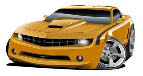 Muscle Car Cartoons