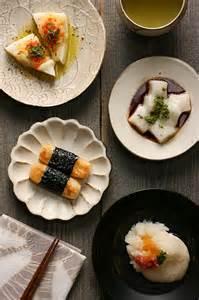 Japanese Mochi Rice Cakes