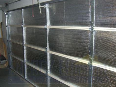 insulated 2 car garage door smartgarage reflective garage door insulation kit 18 wx7 h