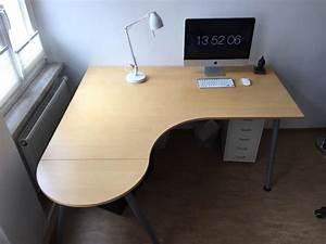 Ikea galant schreibtisch buche in n rnberg ikea m bel for Ikea schreibtisch buche
