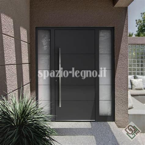 portoni ingresso alluminio portoni ingresso alluminio spazio legno srl