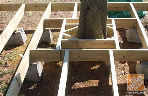 25 best ideas about tree deck on pinterest diy decks