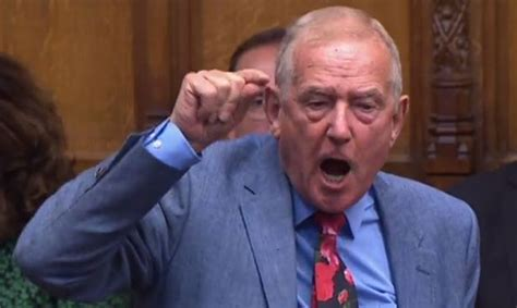 Labour MP Barry Sheerman fumes Geoffrey Cox is a 'disgrace ...