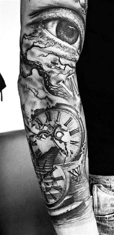 Pin by monica salazar on tattoo   zeitloses Tattoo, Tattoo ideen, Ärmeltätowierungen