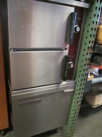 southbend gcx  double convection steamer steam oven gas