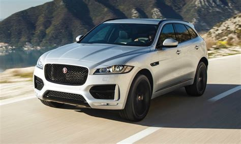 Jaguar Fpace Suv Gets More Tech For 2019 Autotribute