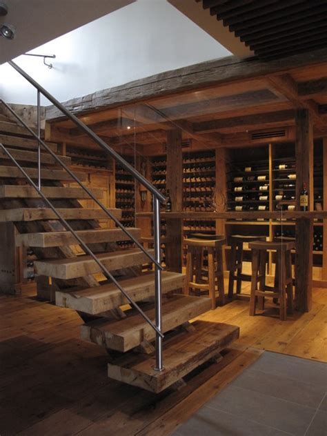 staircase escalier montagne cave 224 vin montr 233 al par lbgb la gueule de bois