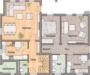 Grundriss Wohnung Erstellen : die besten 25 haus mit einliegerwohnung ideen auf ~ Lizthompson.info Haus und Dekorationen