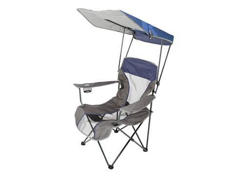 kmart chairs with canopy swimways premium canopy chair navy fitness sports