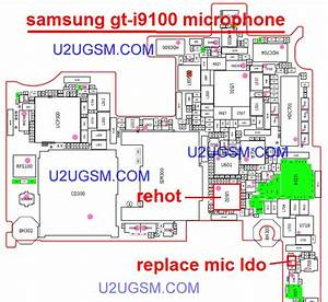 Samsung I9100 Galaxy S Ii Mic Solution Jumper Problem Ways