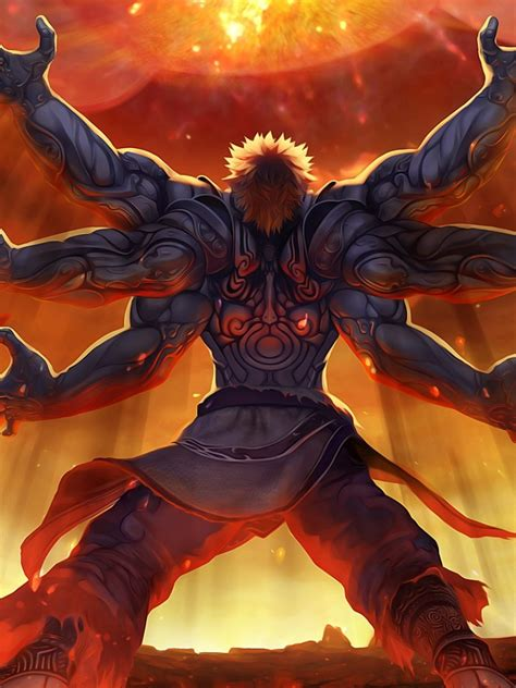 Asuras Wrath Wallpaper Wallpapers With Hd Resolution