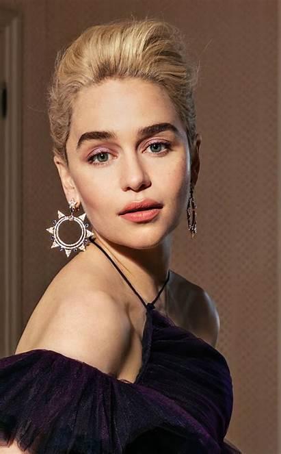 Clarke Emilia Cannes Gorgeous