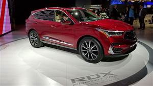 Acura Swings For The Fences With 2019 RDX – New Look, New