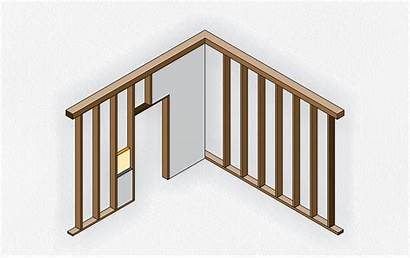 Frame Wood Steel Construction Architecture Dry Systems
