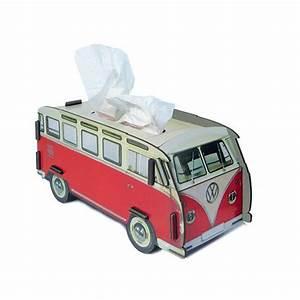 Boite A Mouchoir Original : werkhaus bo te mouchoirs volkswagen rouge chez rentreediscount cadeaux ~ Melissatoandfro.com Idées de Décoration