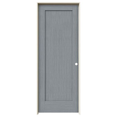 jeld wen interior doors jeld wen 32 in x 80 in stain left