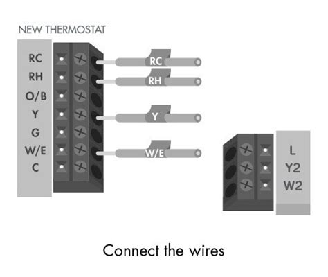 Installation How Wire Thermostat Sensi