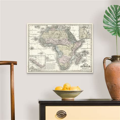 5 out of 5 stars (2,889) 2,889 reviews $ 15.95 free shipping only 1 available and it's in 1 person's cart. Mitchell's Map of Africa Canvas Wall Art Print, Map Home ...