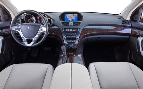 2010 Acura Mdx First Photos And Details