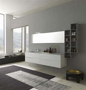 Badezimmerschrank Mit Integriertem Waschbecken : badezimmerschrank mit waschbecken oben in deimos idfdesign ~ Sanjose-hotels-ca.com Haus und Dekorationen