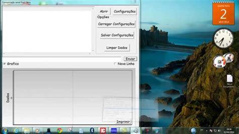 Configurar Porta Serial Virtual No Proteus