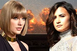 Demi Lovato to 'quit music for 2017' after Taylor Swift ...