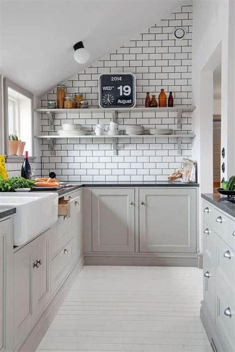 kitchen cabinet design small space edition