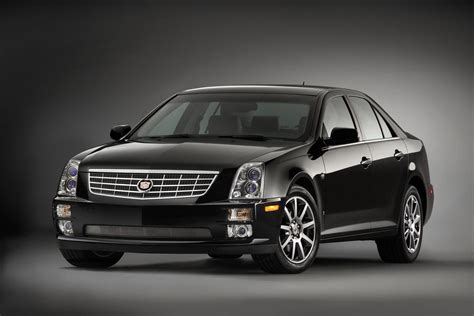 2007 cadillac sts platinum review top speed