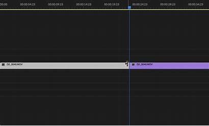 Premiere Pro Cut Clips Tool Adobe Trim