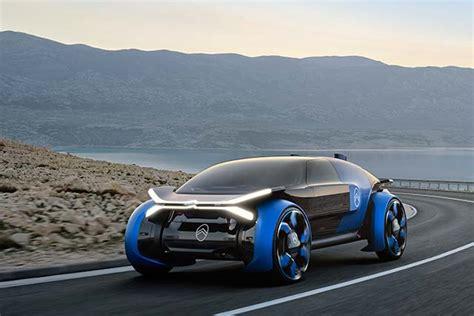 Citroen 19 19 Concept by Citroen Unveils All Electric 19 19 Concept
