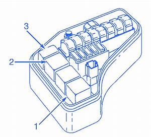 Volvo T5 2005 Engine Side Fuse Box  Block Circuit Breaker