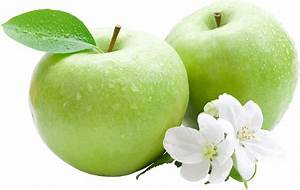 Two Green Apples transparent PNG - StickPNG