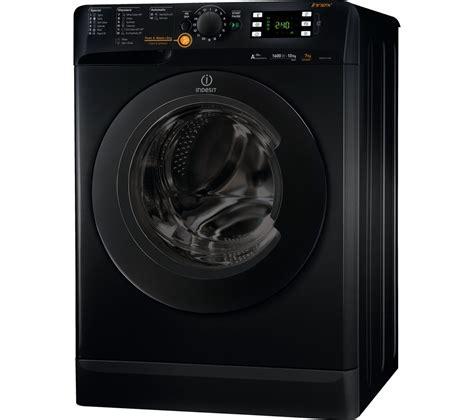 black washer and dryer buy indesit innex xwde751480xs washer dryer black free