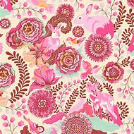 Fabric Tula Pink Fox Field
